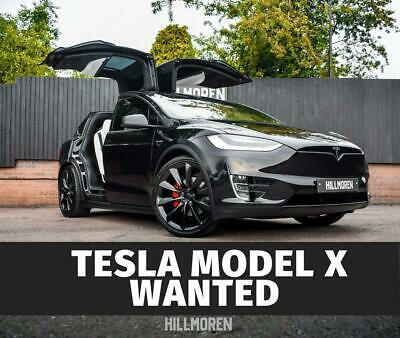 Tesla Model X Performance 100D Ludicrous **NOW SOLD - MORE TESLA WANTED**