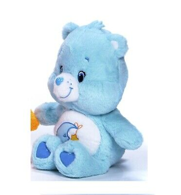 "New Official 12"" Care Bear Bedtime Bear Soft Plush Toy"
