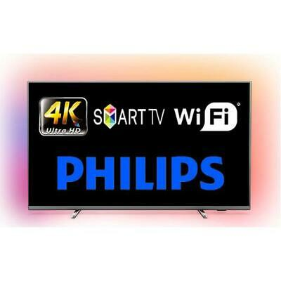 """Philips Ambilight 65PUS6754/12 65"""" Smart LED TV 4K Ultra HD HDR Freeview HD HDMI"""