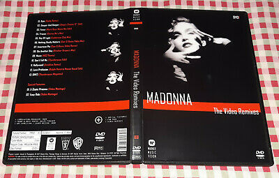 Madonna - The Video Remixes Vol.1 DVD SPECIAL FAN EDITION