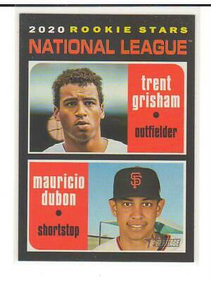 2020 Topps Heritage - Base, Rookie RC, SP - YOU PICK