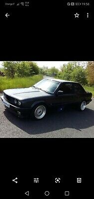 Voiture de collection Bmw e30 318is