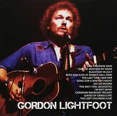 Gordon Lightfoot - Icon (Import) New Cd