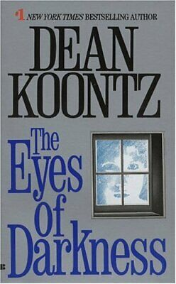 ⚡The Eyes of Darkness by Koontz Dean {P.D.F} ⚡⚡Instant Delivery ⚡