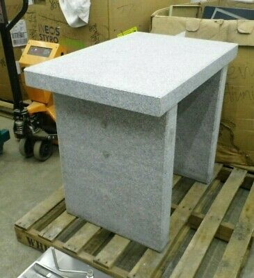 "24"" X 35"" X 31"" Granite Vibration Isolation Table With 3"" Slabs"