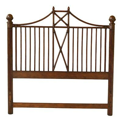 31817EC: Queen Size Bamboo Island Style Bed Headboard