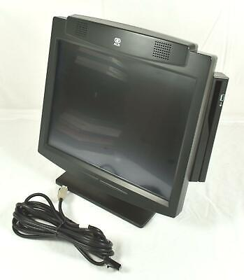 """* NCR 8902 RealPOS Point-of-Sale 15"""" Touchscreen Monitor"""