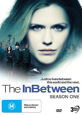 The InBetween - Season 1 DVD (New/Sealed) Complete First Series