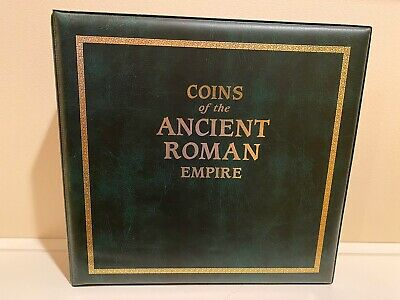 Littleton Coins Of The Ancient Roman Empire Album With 32 Coins