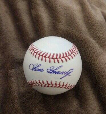 Goose Gossage Signed Official Mlb Baseball New York Yankees  Coa+Proof Rare Wow