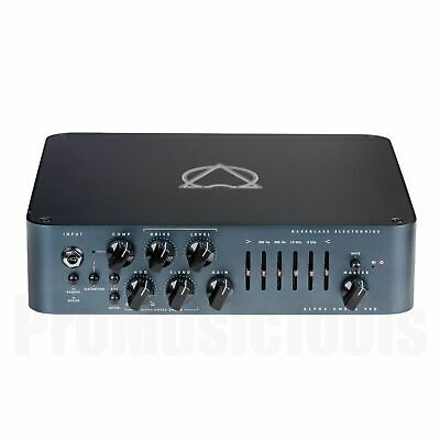 Darkglass Alpha-Omega 900 incl. Footswitch * NEW * 900W class D bass amp