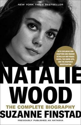 Natalie Wood by Suzanne Finstad (author)