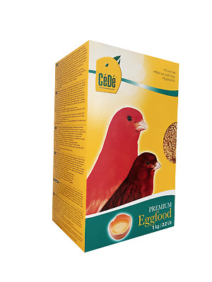 CeDe Red Canary Premium Egg Food 1 Kg.