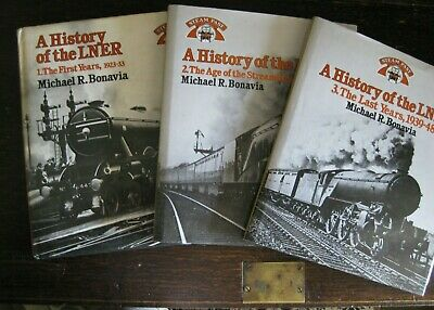 A History of the LNER