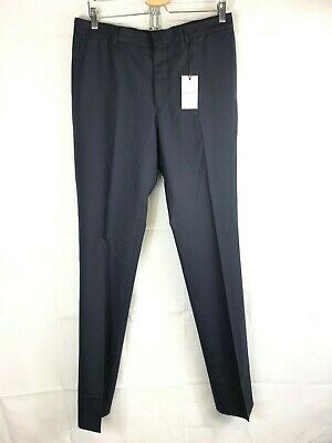 Paul Smith ® 'The Byard' Slim Suit Wool Trousers - Size W33 - New - RRP = £280