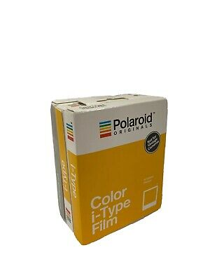 Polaroid Originals 4668 Color Glossy Instant Film for i-Type Cameras And B&W 3pk