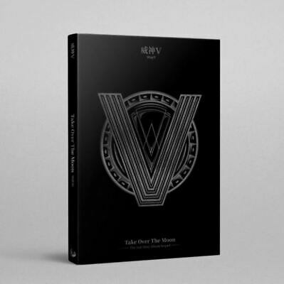 WayV Mini Album Vol.2 [Take Over The Moon - Sequel] CD+Photo Book+3p Card SEALED