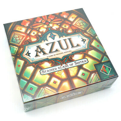 Azul Stained Glass of Sintra Board Game - by Next Move Games - New and Sealed