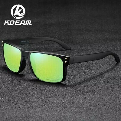 Mens Sunglasses Polarized Glasses Driving Sport Outdoor Polarised Eyewear Aus