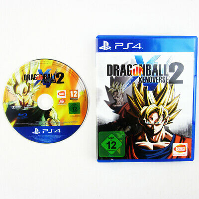 PS4 Playstation 4 Spiel Dragonball Xenoverse 2 in OVP