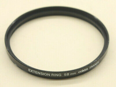 Cokin Extension Ring 58mm Adapter Ring Filters USED - Y624