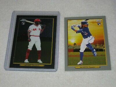 2020 TOPPS SERIES 1 BASEBALL Turkey Red/Chrome Buy 2/get 1 COMPLETE YOUR SET