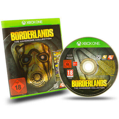 Xbox One Spiel Borderlands The Handsome Collection Usk 18 in OVP