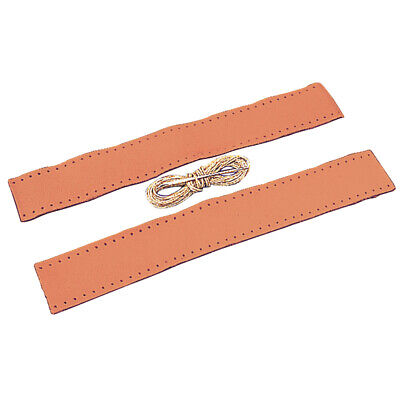 """36/"""" Mooring Line Chafe Guard Kit Solid Brass Grommets"""