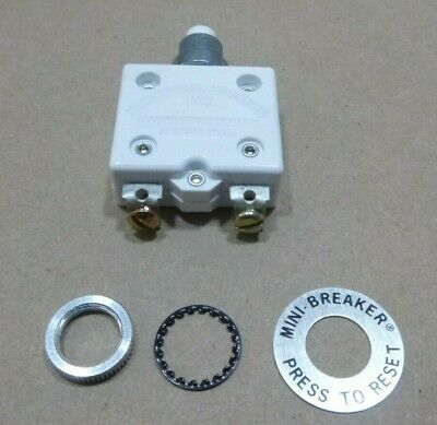 NEW Mechanical products 1601-074-400 4A Circuit Breaker  *FREE SHIPPING*