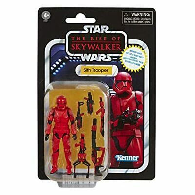 Star Wars Vintage Collection Rise of Skywalker Sith Trooper Armory Pack New Rare