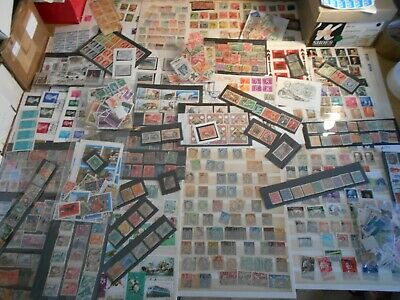 All world mixture, stockcards etc collection Ref TM1