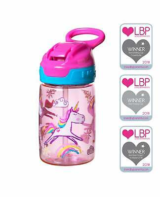 Nuby Kids Bottle Incredible Gulp Toddler Tritan No Spill Soft Silicone Spout Cup
