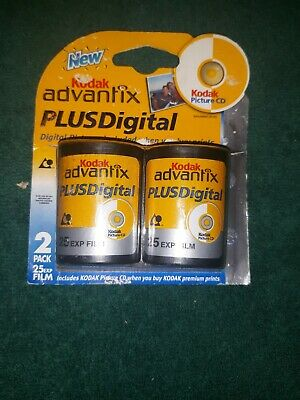 Kodak Advantix Plus Digital Film,package not in good shape