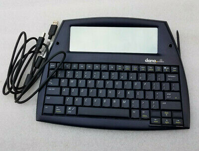 Alphasmart Dana Wireless Portable Word Processor In Execellent Condition