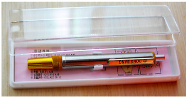 Korea DB Sterile Lancet Stainless Lancing Pen Blood Test Diabetic Care Device
