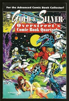 Overstreet's Gold & Silver Quarterly #4, 1994