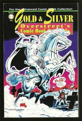 Overstreet's Gold & Silver Quarterly #6, 1994