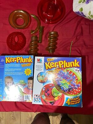 KerPlunk Board Game by Hasbro (Marbels And Stick Missing)