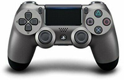 DualShock 4 Wireless Controller for PlayStation 4 - Steel Black...
