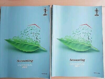 ICAEW ACA Accounting Question Bank & Study Manual Download