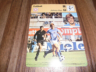 JOHNNY REP 44-19 / Fußball -- Editions Rencontre S.A. Lausanne 1978