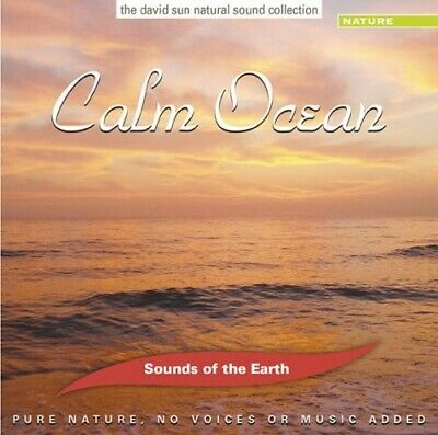 Sounds Of The Earth: Calm Ocean Various New Cd