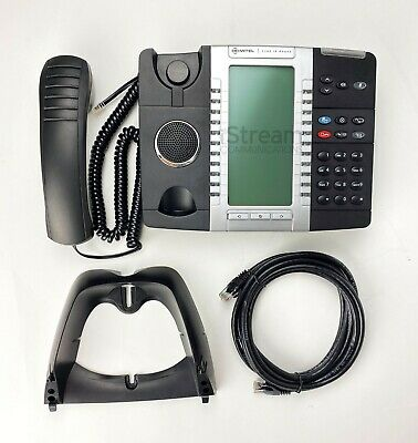 Mitel 5340 IP Phone Backlit (p/n 50005071) -Grade A- Professionally Refurbished