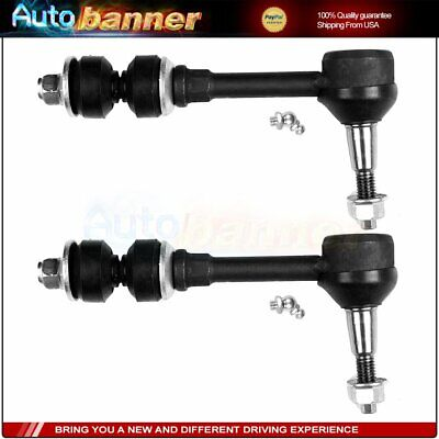 2X Front Stabilizer Sway Bar Link Kit for 2003-2005 Dodge Ram 2500 /& 3500 4WD