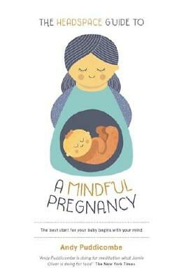The Headspace Guide to ... A Mindful Pregnancy by Andy Puddicombe (author)