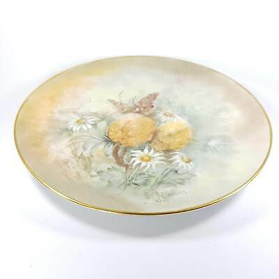 Hand Painted Plate Pat Williams