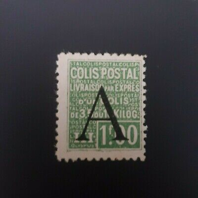 France Timbre N°85 Type Colis Postaux Cp Neuf ** Luxe Mnh 1928 Cote 35,00€