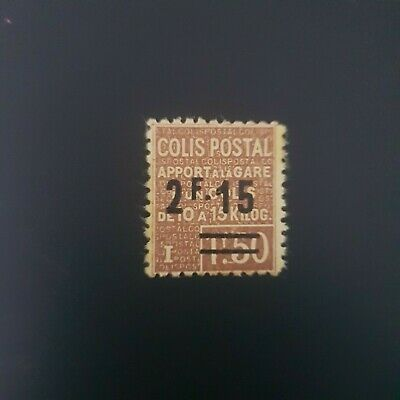 France Timbre N°89 Type Colis Postaux Cp Neuf ** Luxe Mnh 1928 Cote 120,00€