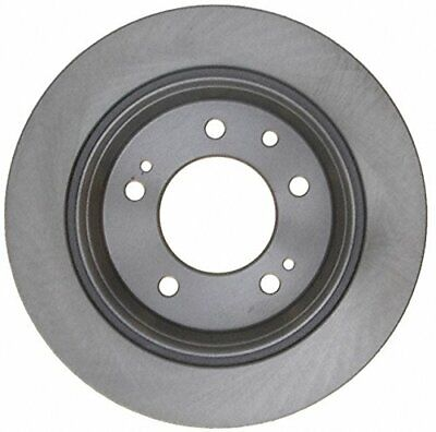 ACDelco 18A933AC Advantage Coated Rear Disc Brake Rotor