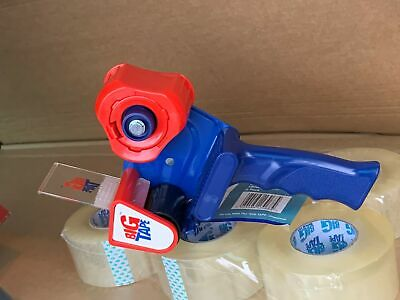 Packing Tape Dispenser Tape Gun Parcel Tape Dispenser Packaging Heavy Duty